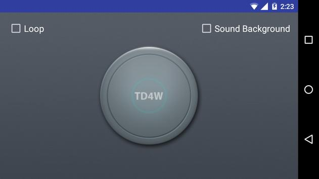Turn down for what button screenshot 2