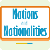 Nations and Nationalities icon