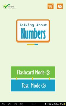 Talking About Numbers poster