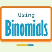 Using Binomials icon