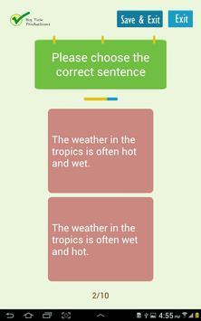 Using Binomials apk screenshot