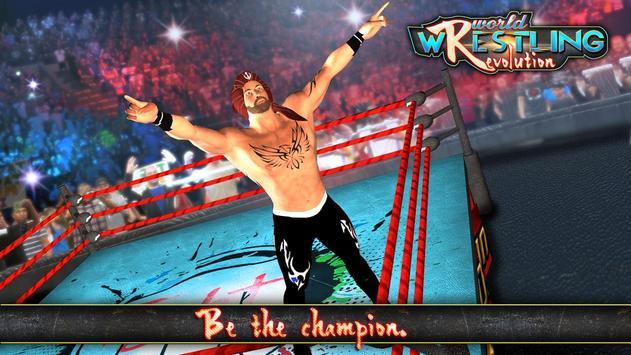 World Wrestling Revolution poster