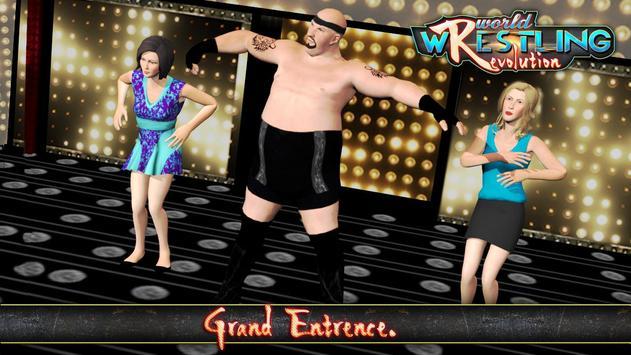 World Wrestling Revolution screenshot 1