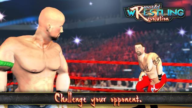 World Wrestling Revolution screenshot 2
