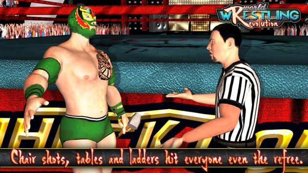 World Wrestling Revolution screenshot 3