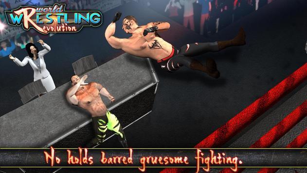 World Wrestling Revolution screenshot 4