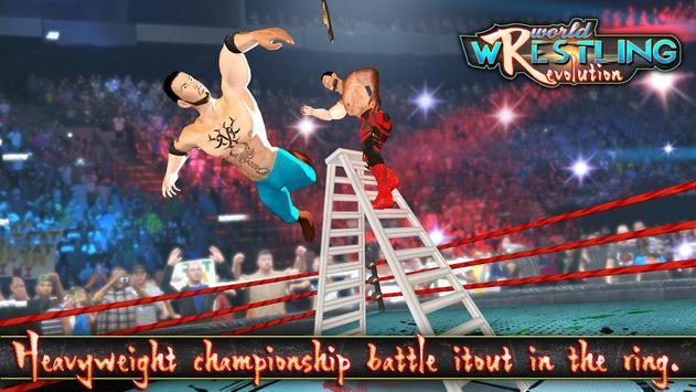 World Wrestling Revolution screenshot 8