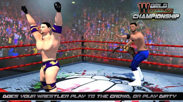 World Wrestling Champions 2K18 screenshot 1