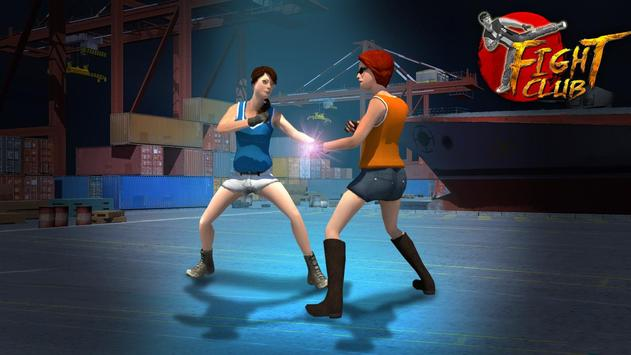 FIGHT CLUB MANIA - REVOLUTION 2K18: FIGHTING GAMES screenshot 12