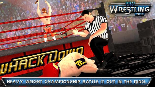 Pro Wrestling screenshot 9