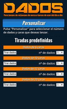 Dados screenshot 1
