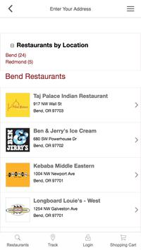 Take Out Today screenshot 1