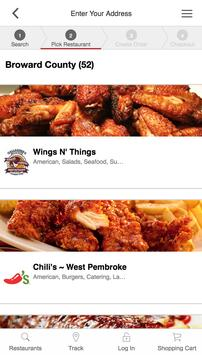 Prime Takeout - Food Delivery screenshot 1