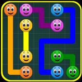 Cute Emoji Connect icon