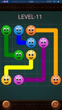 Cute Emoji Connect apk screenshot