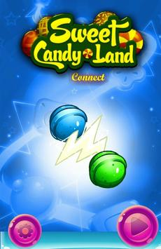 Candy Connect - Candy land - Trending games 2017 poster