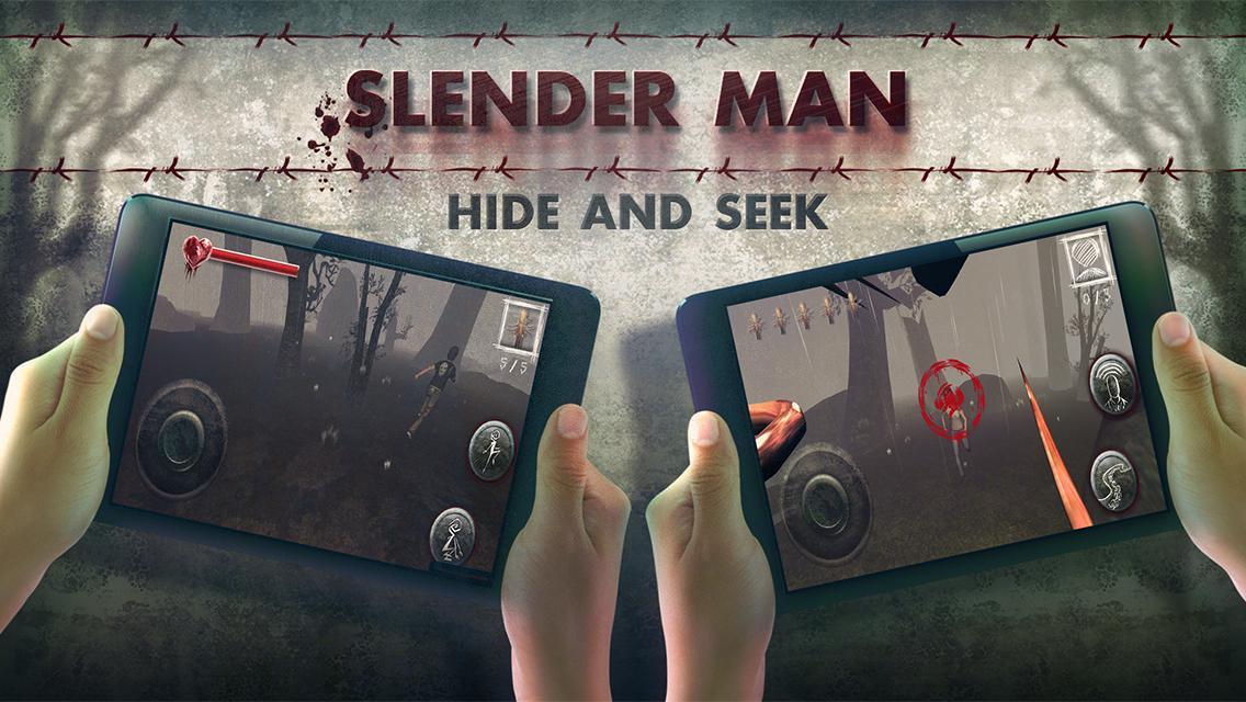 Slenderman Hide Seek Online For Android Apk Download - roblox hide and seek youtube playing hide and seek in