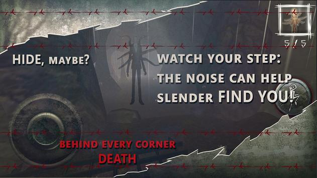 Slenderman Hide & Seek ảnh chụp màn hình 14