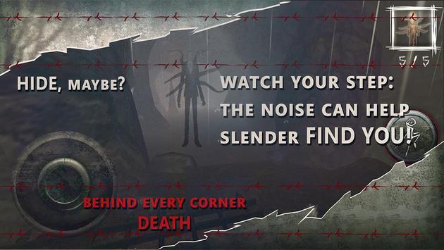 Slenderman Hide & Seek ảnh chụp màn hình 4
