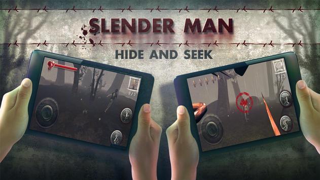 Slenderman Hide & Seek ảnh chụp màn hình 5