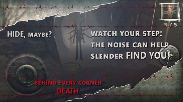 Slenderman Hide & Seek ảnh chụp màn hình 9