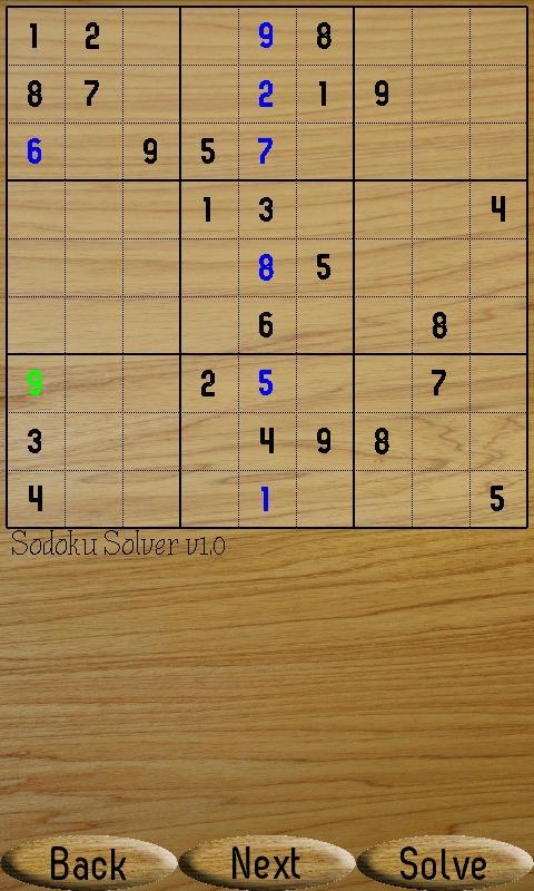 sodoku solver apk download free puzzle game for android apkpure com