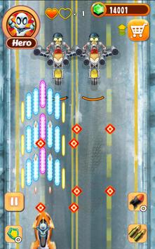 Mad Fury Hero Zombie apk screenshot