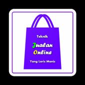Teknik Jualan Online Laris Manis icon