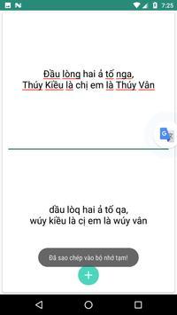 Chuyển Đổi Tiếng Việt screenshot 2