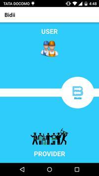 Bidii poster
