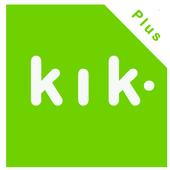 Kik Plus icon