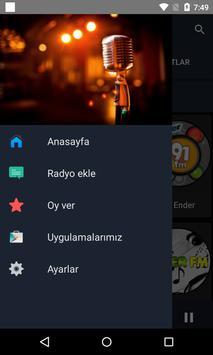 Nevşehir Radyoları apk screenshot
