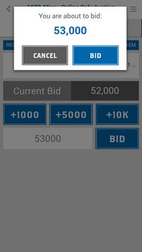 Morris Auction Group apk screenshot