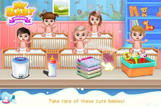 My Baby Nursery poster