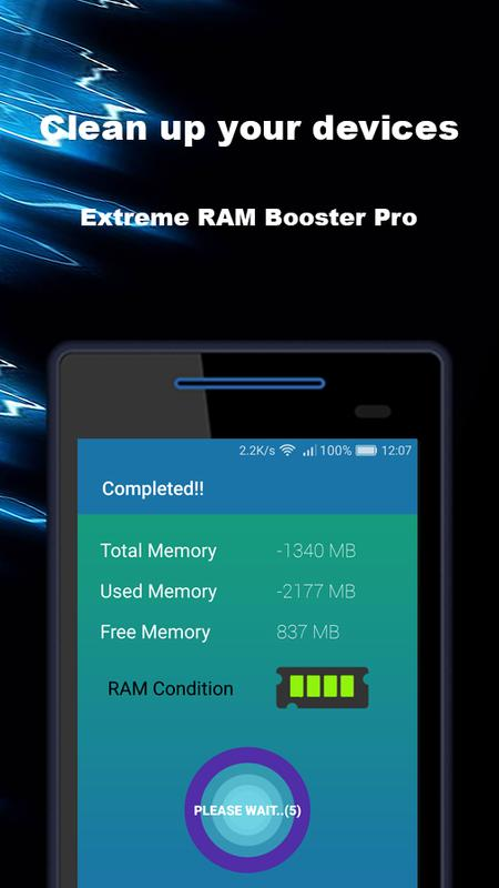ram booster extreme pro apk download free