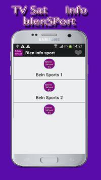 bien tv sport match 2017 screenshot 2