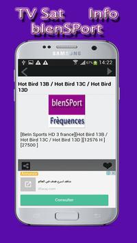 bien tv sport match 2017 screenshot 4