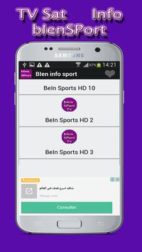 bien tv sport match 2017 screenshot 9