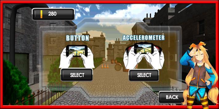 Skating Girl 3D apk screenshot
