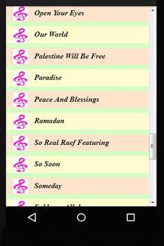 Best Islamic English Songs screenshot 5