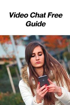 Video Chat Free Guide poster