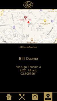 Biffi in Galleria apk screenshot
