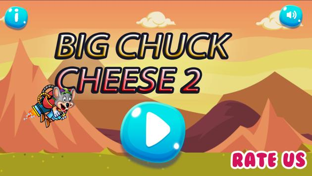 big chuck cheese 2 poster