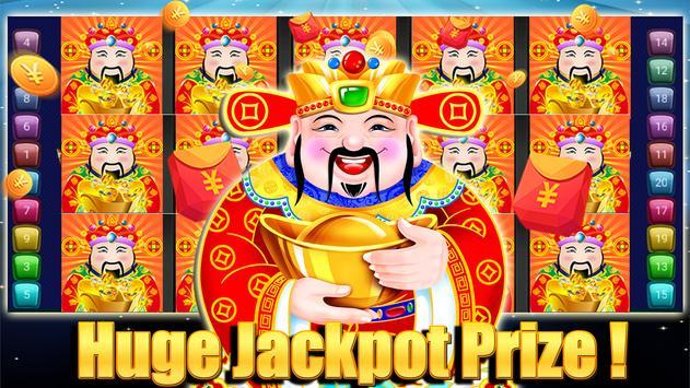 Big Gold Fish Slots Games - Top Slot Machines 2018 screenshot 1