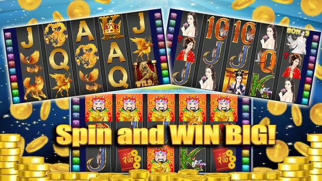 Big Gold Fish Slots Games - Top Slot Machines 2018 screenshot 3
