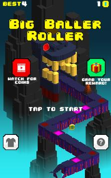 BIG BIG Roll Ball ! poster