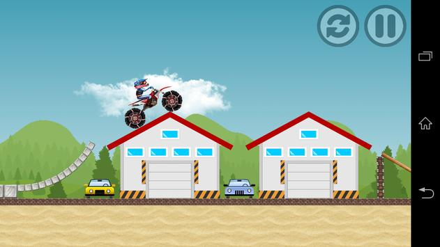Hill Climb Bike Race screenshot 4