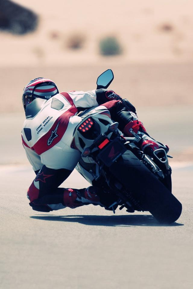 Sports Bike Wallpapers poster