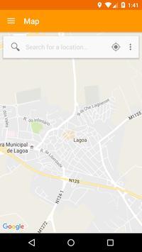 Bewegen Lagoa screenshot 1