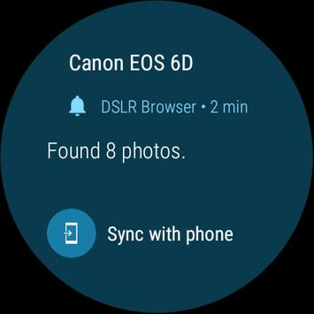 Canon DSLR Browser apk screenshot